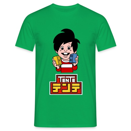 Camiseta hombre TENTE-chan - Camiseta hombre