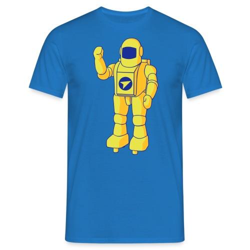 Camiseta Astro (Azul) - Camiseta hombre