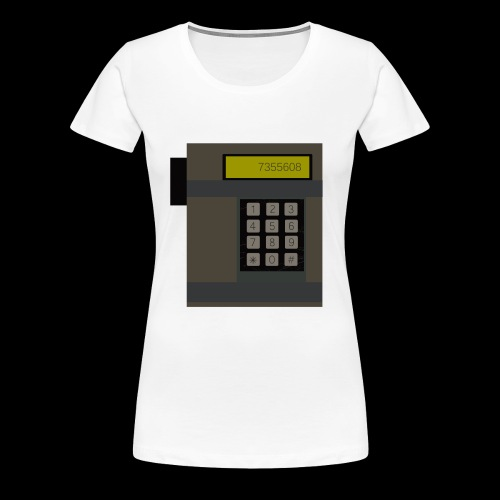 Counter Strike Bomb - T-shirt Premium Femme