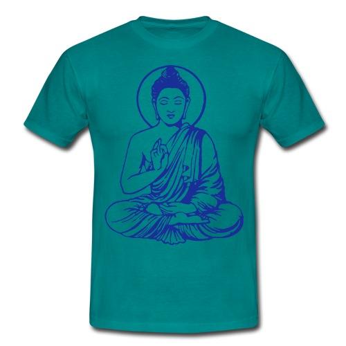 Buddha-Shirt - Männer T-Shirt