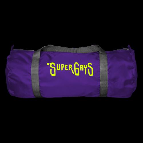 SUPERGAYS - Sporttasche