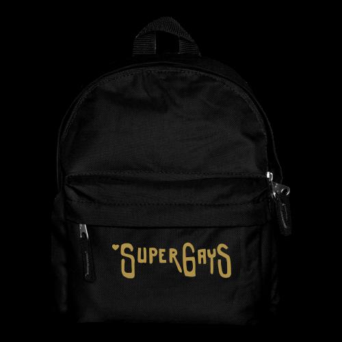 SUPERGAYS - Kinder Rucksack
