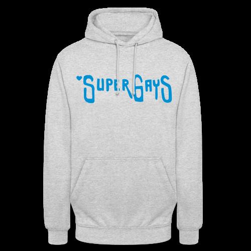 SUPERGAYS - Unisex Hoodie