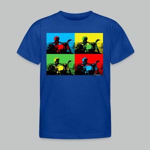 Kids' Angeland Thrills Pop Art - Kids' T-Shirt
