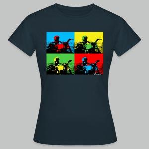 Angeland Thrills Pop Art - Women's T-Shirt