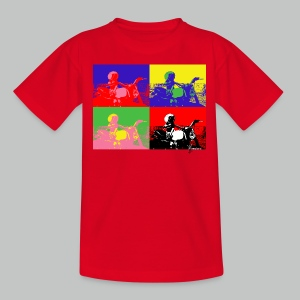 Kids' Angeland Thrills Pop Art 2  - Kids' T-Shirt
