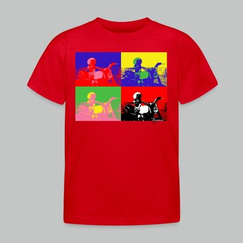 Kids' Angeland Thrills Pop Art 2  - Kids' T-Shirt