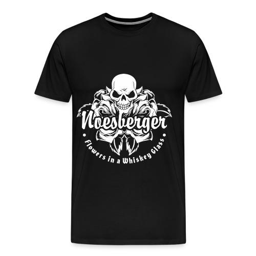Noesberger Flowers Shirt Man - Männer Premium T-Shirt