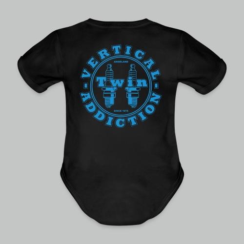 Vertical Twin Addiction - Light Blue DP - No Bikes