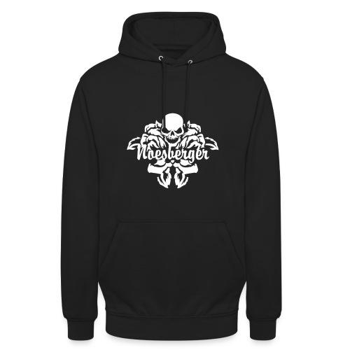 Noesberger Skull Hoodie Unisex - Unisex Hoodie