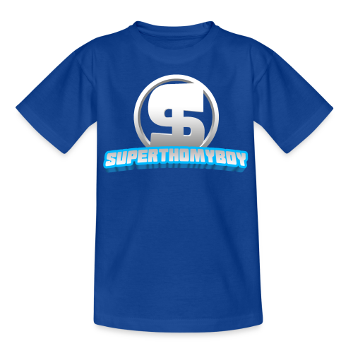 Kinder T-shirt SuperThomyboy - Kinderen T-shirt