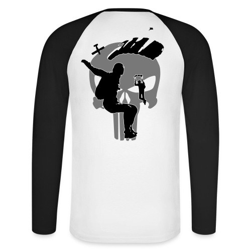 Punisher - Skydive Corbas - T-shirt baseball manches longues Homme