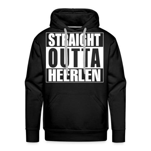 Straight outta Heerlen Hoodie - Mannen Premium hoodie