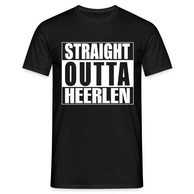 Straight outta Heerlen T-shirt
