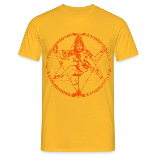 Shiva-Shirt - Männer T-Shirt