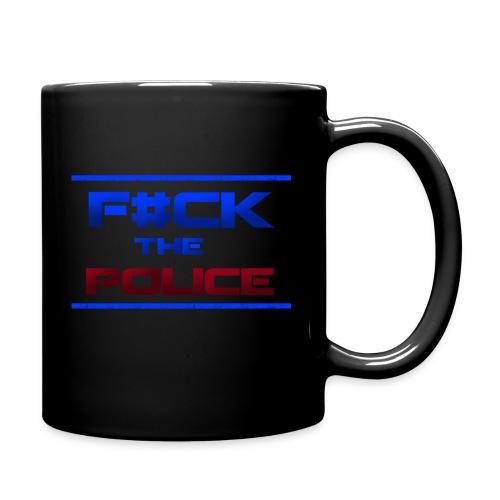 F#CK THE POLICE Muki - Yksivärinen muki