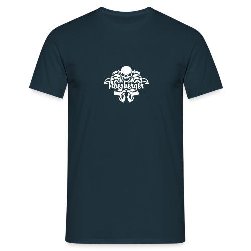 Noesberger Skull Shirt Man - Männer T-Shirt