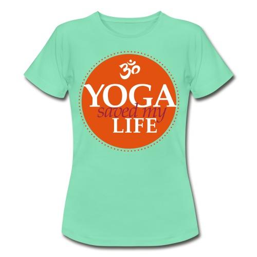 Yoga-Shirt - Frauen T-Shirt
