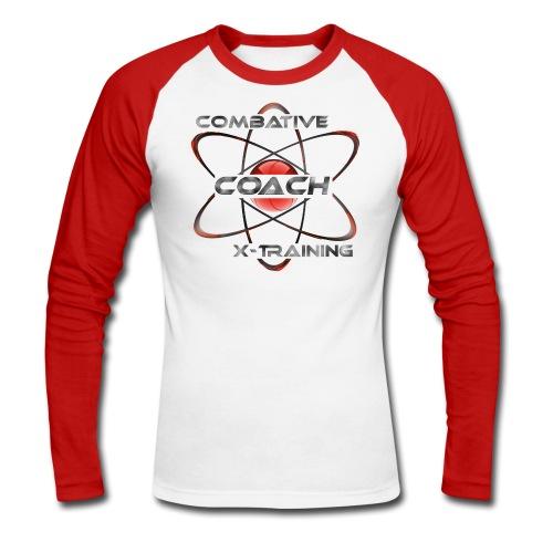 COACH_Long1 - Männer Baseballshirt langarm