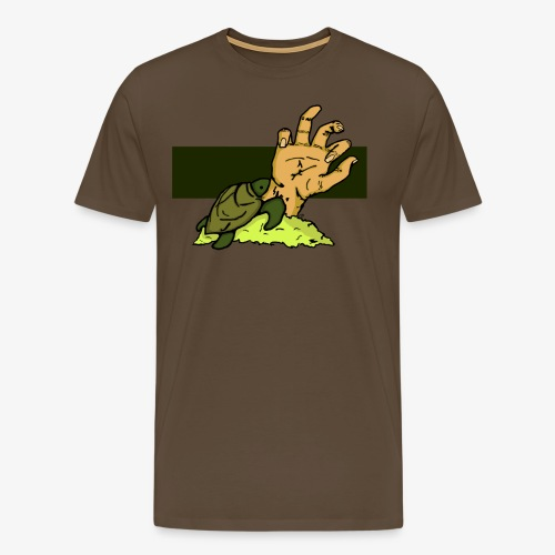 Turtle Beach (Male) - Men's Premium T-Shirt