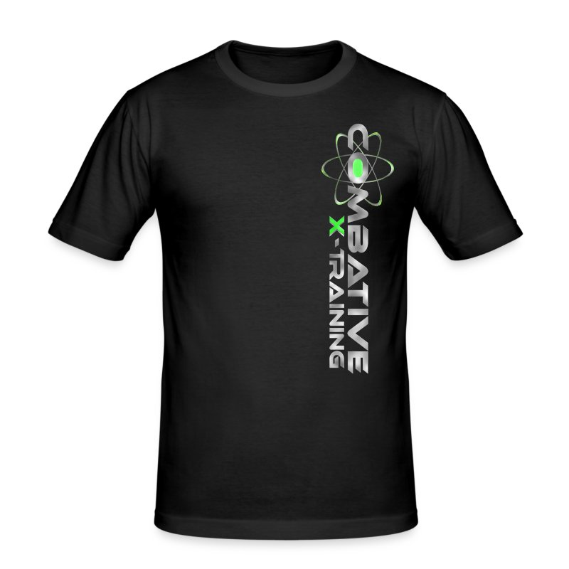 BlackGreen - Männer Slim Fit T-Shirt
