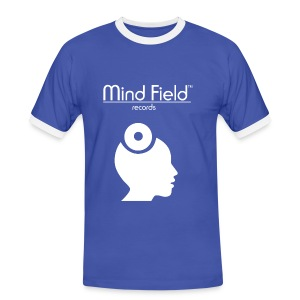 Mind Field Records - The Label T-Shirt - Men's Ringer Shirt