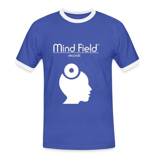 Mind Field Records - The Label T-Shirt - Men's Ringer Shirt