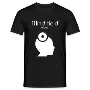 Basic Mind Field Mens Cotton T-Shirt - Men's T-Shirt