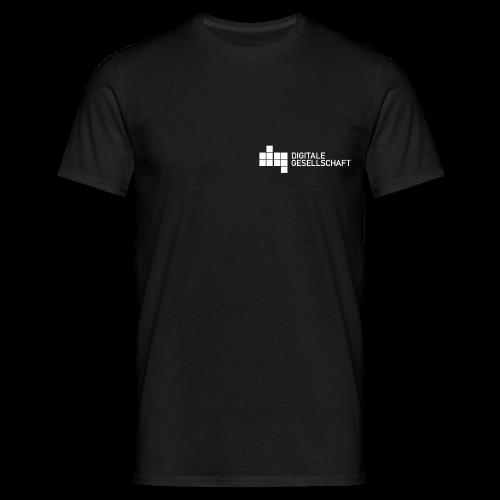 T-Shirt (Männer) / schwarz - Männer T-Shirt
