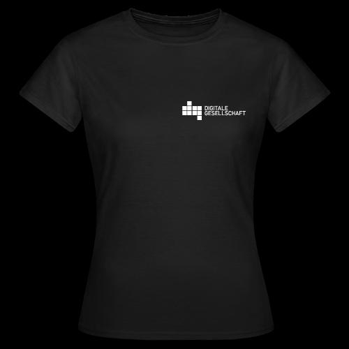T-Shirt (Frauen) / schwarz - Frauen T-Shirt