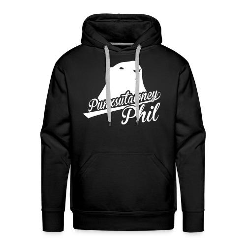 Punxsutawney Phil - Männer Premium Hoodie