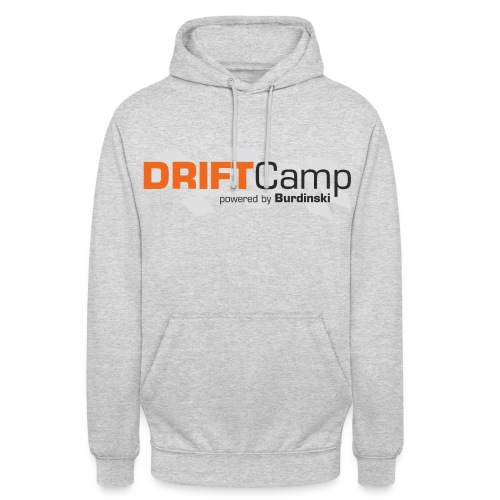 DriftCamp Hoodie - Unisex Hoodie