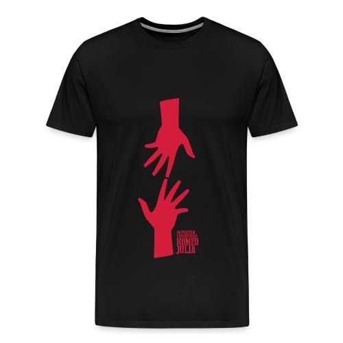 Romeo Julia 2014 - Premium-T-shirt herr
