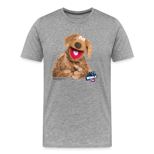 T-Shirt - Wiwaldi - Männer Premium T-Shirt