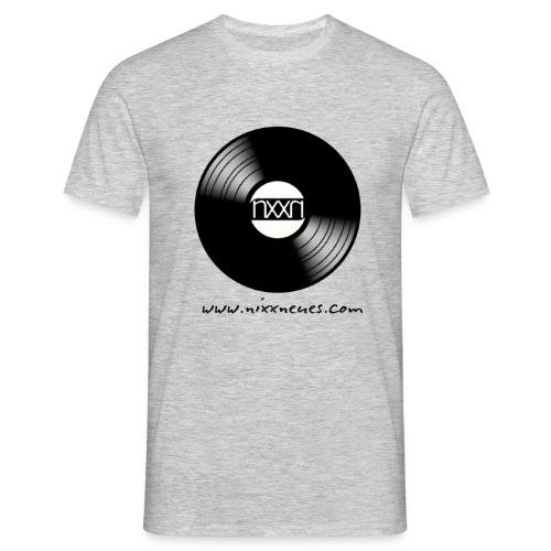 Vinyl Basic T-Shirt - Männer T-Shirt