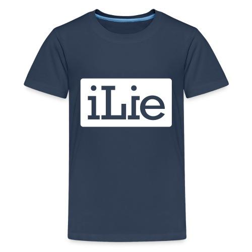 ILie - Teenage Premium T-Shirt