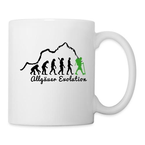Tasse Allgäuer Evolution - Tasse