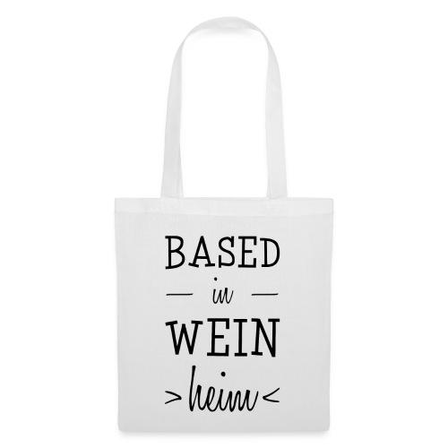 Weinheim Tragetasche Stoffbeutel Jute Tasche - Stoffbeutel