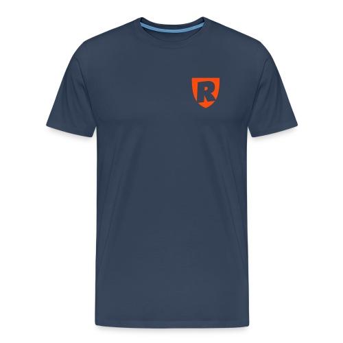 RoJtröja herr - Premium-T-shirt herr