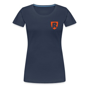 RoJtröja dam - Premium-T-shirt dam