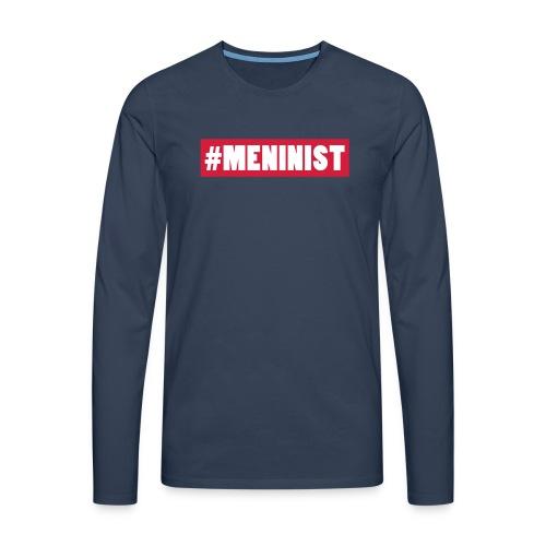MENINIST - Männer Premium Langarmshirt
