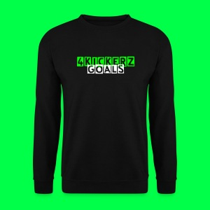 4kickerzgoals sweater (russel) - Mannen sweater