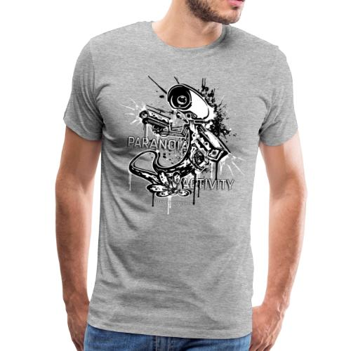 Paranoia Activity - Männer Premium T-Shirt