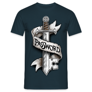 Tee shirts ~ Tee shirt Homme ~ PasSword