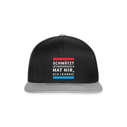 Snapback Cap - Hat