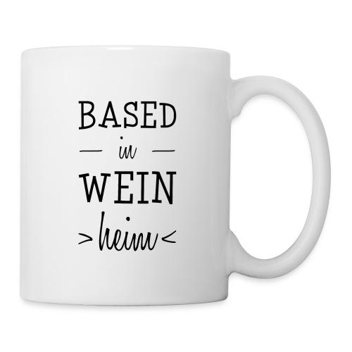 Weinheim Kaffee Tee Tasse Becher - Tasse
