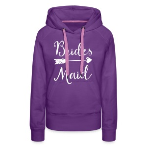 Sugar Bridesmaid  Hoodies & Sweatshirts - Women's Premium Hoodie