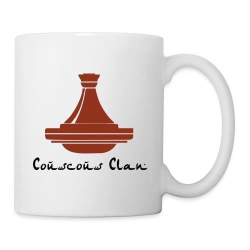 Mug Couscous clan - Mug blanc