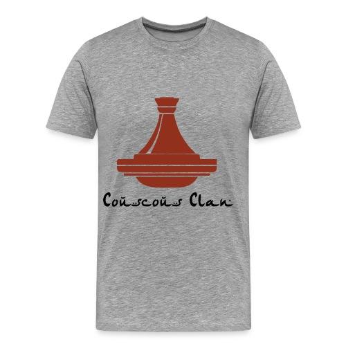 T-Shirt homme Couscous Clan - T-shirt Premium Homme