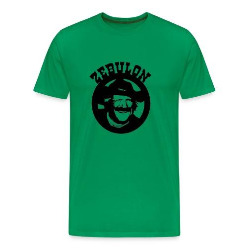 ZEBULON MACAHAN - Camiseta premium hombre